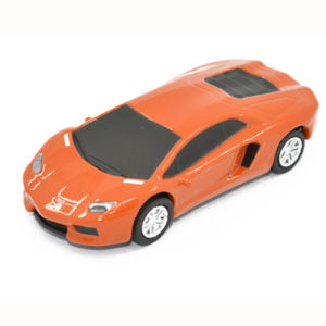 High-Speed Mini-USB Lamborghini Sports Car USB Custome Logo 128GB pictures & photos
