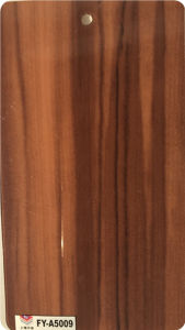 Wood Grain High Quality PVC Sheet pictures & photos