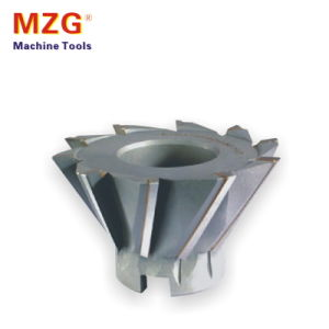 Weld Carbide Tungstan Rough Milling Mill Dovetail Cutter pictures & photos