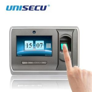Biometric Time Recorder Fingerprint Time Attendance System with CCD Camera (UT-90) pictures & photos