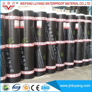 Self Adhesive Modified Bitumen Waterproof Membrane for Basement pictures & photos