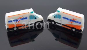 Customized USB Stick PVC USB Flash Drive pictures & photos