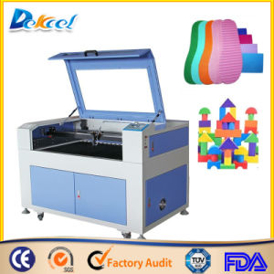 Good Price 10mm Foam Cutting Machine CNC CO2 Laser Cutter pictures & photos