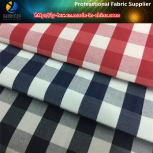 Yarn Dyed Shirting Fabric, T/C Shirt Fabric, Check Fabric pictures & photos