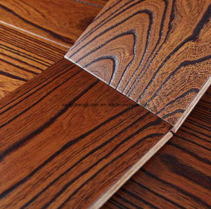 Best Seller Neem Wood Relief Parquet/Laminate Flooring pictures & photos