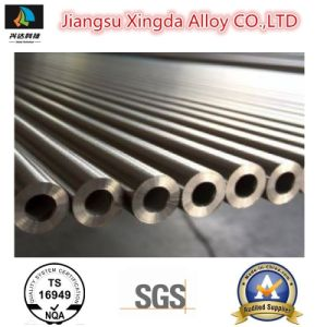 Monel 400 (UNS N04400) Tube Super Alloy Steel with SGS pictures & photos