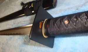 Handforged Ninjato/Japanese Shinobigatana Sword pictures & photos