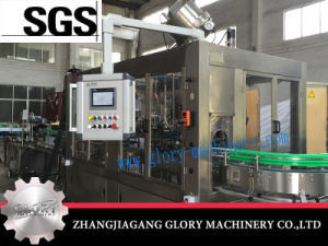 Automatic Glass Bottle with Crown Cap Beer Filling Capping Machine pictures & photos