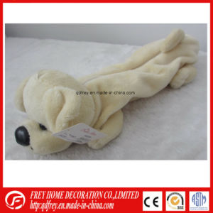 New Fashion Plush Dog Pencial Bag with CE pictures & photos