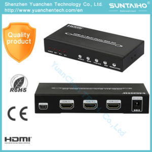 2X1 Multi-Viewer V1.3 HDMI Switcher with Pip pictures & photos