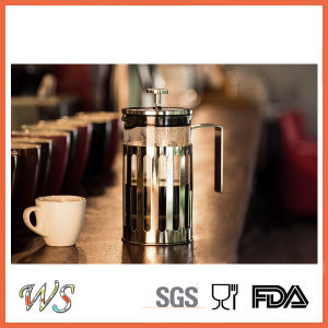 Wschxx029 Hot Sell French Press Coffee Maker Stainless Steel Coffee Press pictures & photos