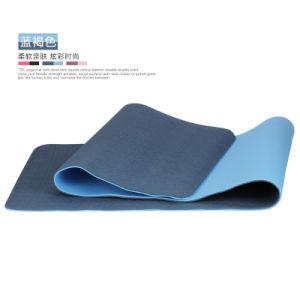 Exersize Yoga Mat, Eco-Friendly Yoga Mat, TPE Yoga Mat pictures & photos