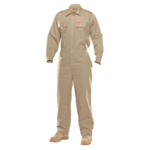 100% Cotton Safety Coveralls with Long Sleeve for Worker pictures & photos