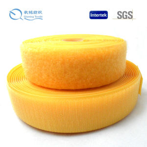 Durable Quality Polyester Material Common Hook and Loop of Garment pictures & photos