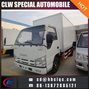 Isuzu 5mt Refrigerated Vehicle Refrigeration Van Cold Room Truck pictures & photos