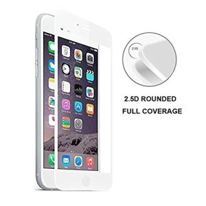 9h 2.5D Full Coverage Silk Printing Tempered Glass Screen Protector for iPhone 6 Plus (5.5 inch) (0.2mm) pictures & photos