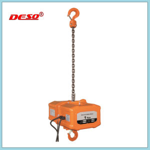 Inversion Hanging Electric Chain Hoist pictures & photos