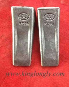 Komatsu PC 60 Bucket Teeth Forging Not Casting for Excavator and Minning Machinery pictures & photos
