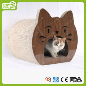 Cat Wood Bed Cat Scratch Board Pet Product pictures & photos