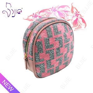 Lady Pink Women Makeup Cosmetic Cases Clutch Organizer Bag