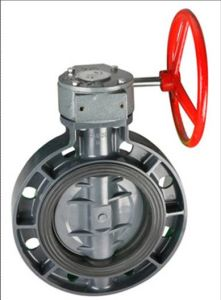 FRPP Butterfly Valve pictures & photos
