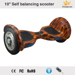 2017 Factory Price 10inch Self Balance Scooter Electric Scooter LED Bluetooth pictures & photos