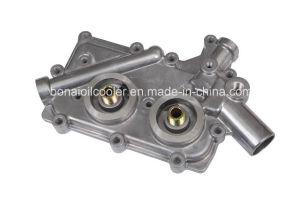 Auto Parts Oil Cooler Cover for Komatsu (4D105) pictures & photos