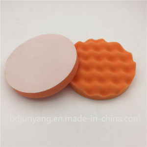 The Sponge Buff Wheel 6′′ 150mm Abrasive Disc with Plastic pictures & photos