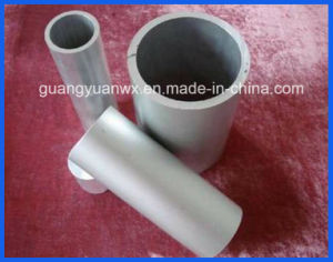 6063 T 5 Aluminum Extrusion Profile Tube/Pipes with Machining and Anodizing pictures & photos