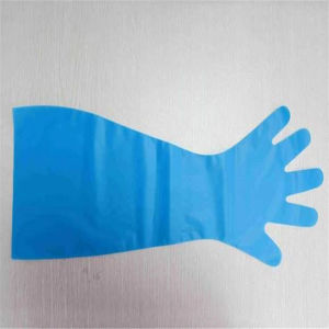 Veterinary Shoulder Length Gloves Veterinary Supplies Long Gloves pictures & photos