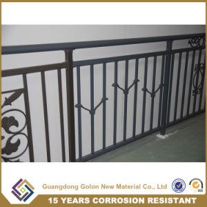 Aluminum Metal Balcony Railing, Balcony Guard Railing, Galvanized Balcony Railing pictures & photos