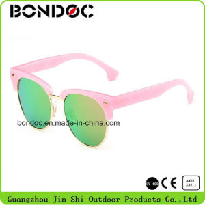 Metal Sunglasses Fashion Wholesale Sunglasses (JS-C039) pictures & photos
