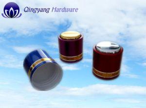 Colorful Aluminum Bottle Cap for Cosmetic Jar & Bottle pictures & photos