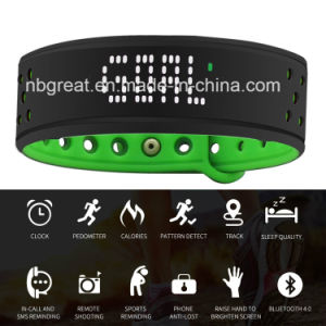 Multi Function Bluetooth Smart Bracelet pictures & photos