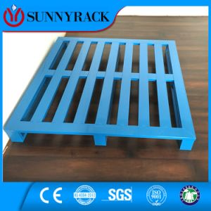 Anti-Rust Warehouse Storage Steel Pallet for Warehouse Storage