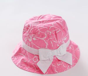 Baby Newborn Cotton Bucket Hat pictures & photos