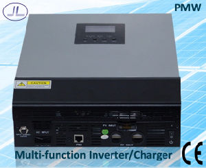 5kVA Multi-Function Inverter/PWM Solar Charger with LCD pictures & photos