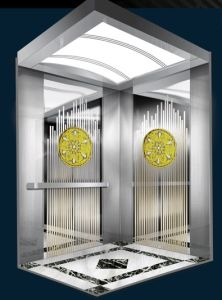 320-400kg for Hotel Villa Elevator Lift pictures & photos