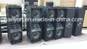 """3-Way Line Array Speaker, Vt4888 Dual 12"""", Outdoor Stage System, PRO Audio, Loudspeaker pictures & photos"""