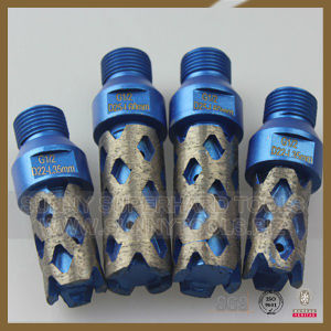 """1/2"""" Thread Diamond Water Use Stone CNC Finger Bits pictures & photos"""