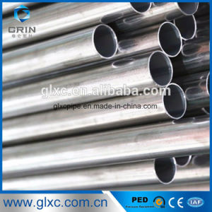 Manufacturer China Ss304 Stainless Steel Circular Spiral Coil Welded Pipe for Spiral Heat Exchanger pictures & photos