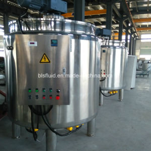 Electric Double Boiler Glue Melting and Mixing Machine pictures & photos