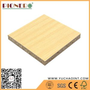 Different Color Melamine Faced MDF High Quality MDF for Wardrobe pictures & photos