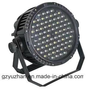180W Stage Light 54pcsx3w IP20 LED PAR Light