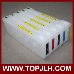 for Epson 7700 9700 Cartridge Compatible Refillable Empty Cartridge pictures & photos