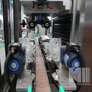 Full Automatic PVC Label Sleeve Shrinker Manufacturer pictures & photos