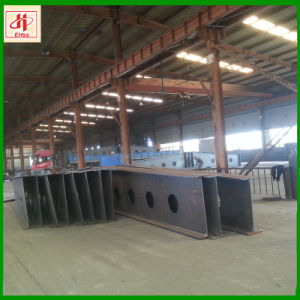 Low Cost Professional Steel Structure Warehouse Drawing Construction pictures & photos