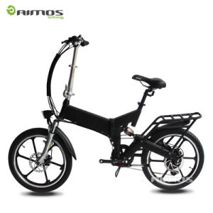 2016 Special Sale 250W Brushless Easy Ride Bike pictures & photos