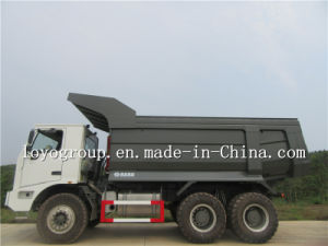 HOWO 70t Dump Trucks, Coal Mining Tipper Tractor Truck pictures & photos