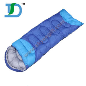 2017 Customized Nylon Inflatable Outdoor Sleeping Bag pictures & photos